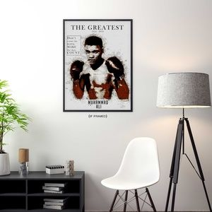 Muhammad Ali Poster Make the Days Count (18x24)
